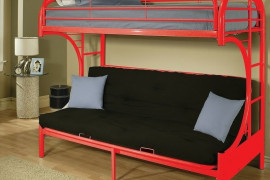 Full Over Futon Bunk Bed