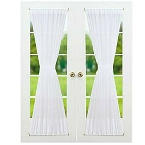 50 French Door Curtain Rods You Ll Love In 2020 Visual Hunt