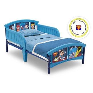 DC Super Friends Plastic Toddler Platform Bed