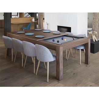 Pleasant Pool Table Dining Table Visual Hunt Download Free Architecture Designs Grimeyleaguecom