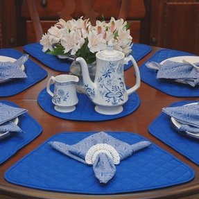 50 Placemats For Round Table You Ll Love In 2020 Visual Hunt