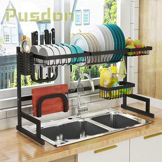 50 Over The Sink Shelf You Ll Love In 2020 Visual Hunt