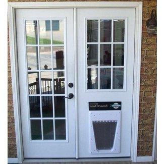50 Exterior Door With Built In Pet Door You Ll Love In