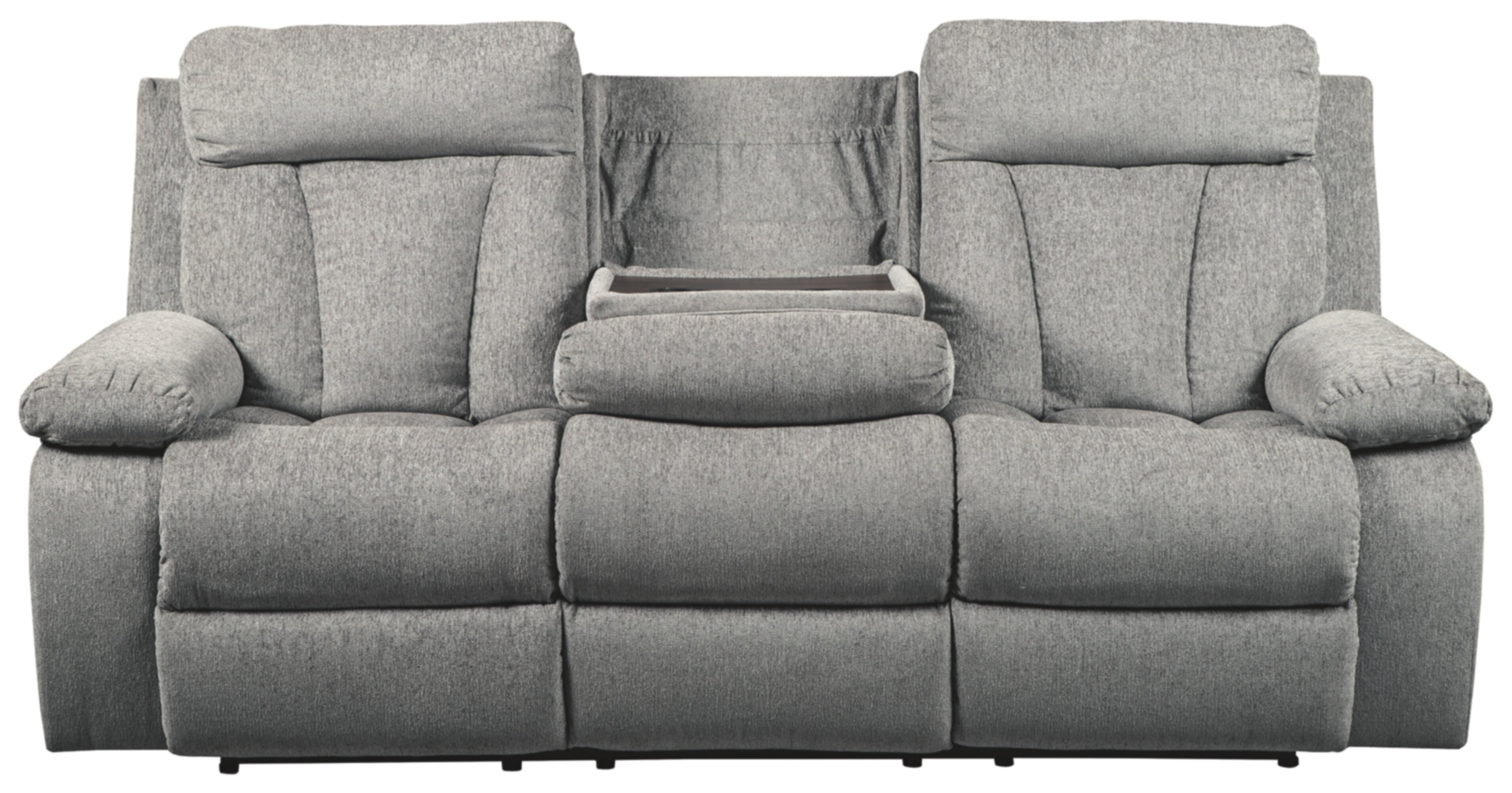 Picture of: Reclining Sofa With Drop Down Table You Ll Love In 2020 Visualhunt