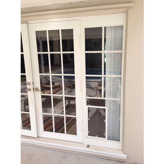 50 Exterior Door With Built In Pet Door You Ll Love In