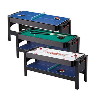 "Fat Cat Flip 3-in-1 72"" Multi Game Table"