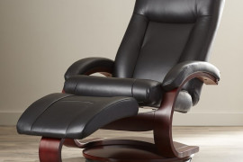 Leather Swivel Reclining Chairs