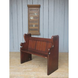 Incredible 50 Church Pews For Sale Youll Love In 2020 Visual Hunt Cjindustries Chair Design For Home Cjindustriesco