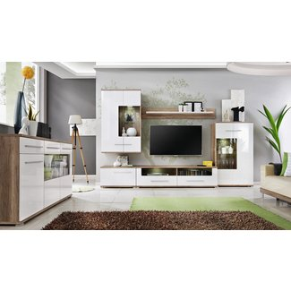 Garg Entertainment Center for TVs up to 70""