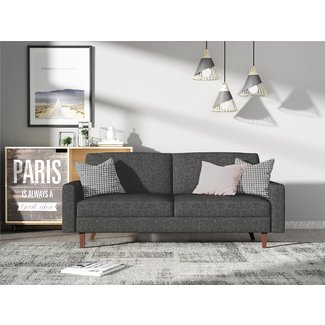 Strange 50 Loveseats For Small Spaces Youll Love In 2020 Visual Hunt Bralicious Painted Fabric Chair Ideas Braliciousco