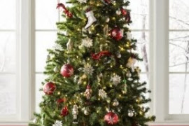 Martha Stewart Christmas Trees
