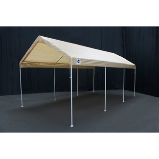 Hercules 11 Ft. W x 20 Ft. D Steel Party Tent