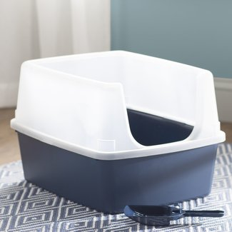 Holgate Standard Litter Box with Scoop