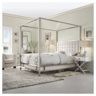 50 Full Size Canopy Bed You Ll Love In 2020 Visual Hunt