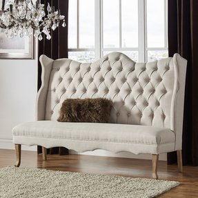 Magnificent 50 Upholstered Bench With Back Youll Love In 2020 Visual Ncnpc Chair Design For Home Ncnpcorg