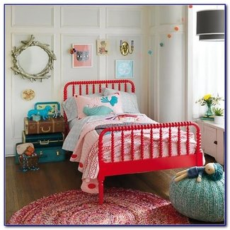 Jenny Lind Twin Bed Raspberry | Home Decorating Ideas