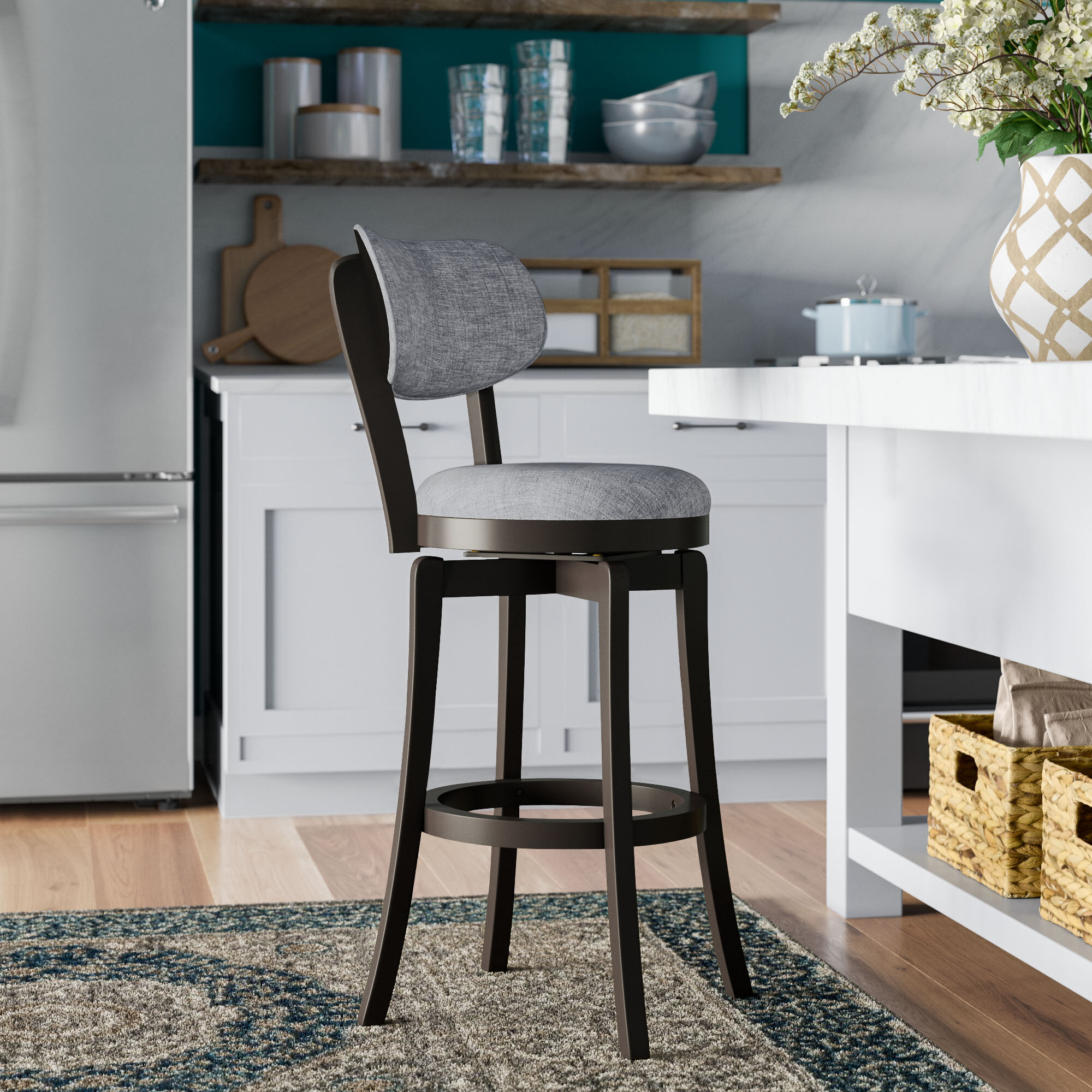 30 Inch Bar Stools You Ll Love In 2021 Visualhunt
