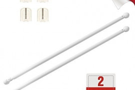 French Door Curtain Rods