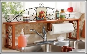 50+ Over the Sink Shelf You\'ll Love in 2020 - Visual Hunt
