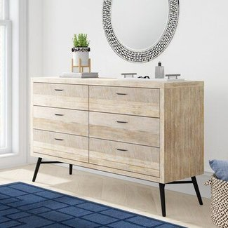 Solid Wood Chest Of Drawers You Ll Love In 2021 Visualhunt