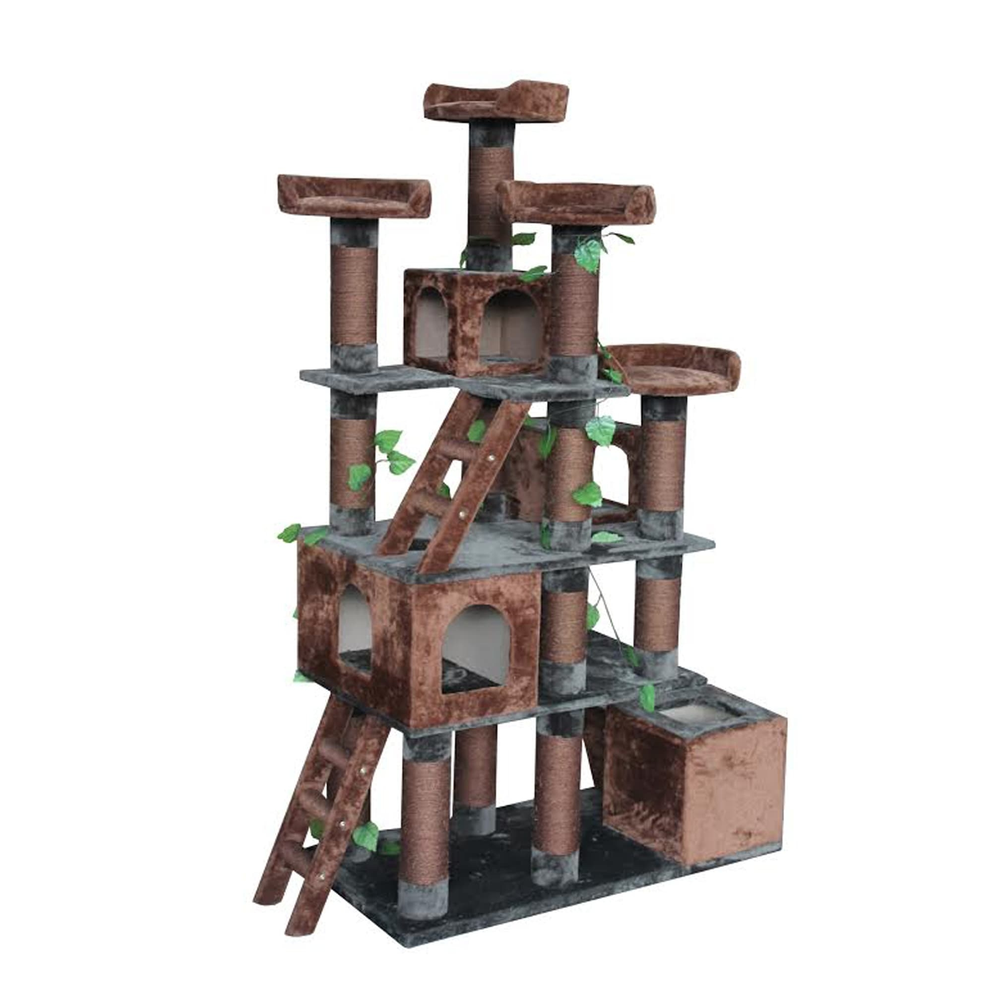 Cat Trees For Large Cats You Ll Love In 2021 Visualhunt