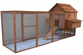 Chicken Coop For 6 Chickens