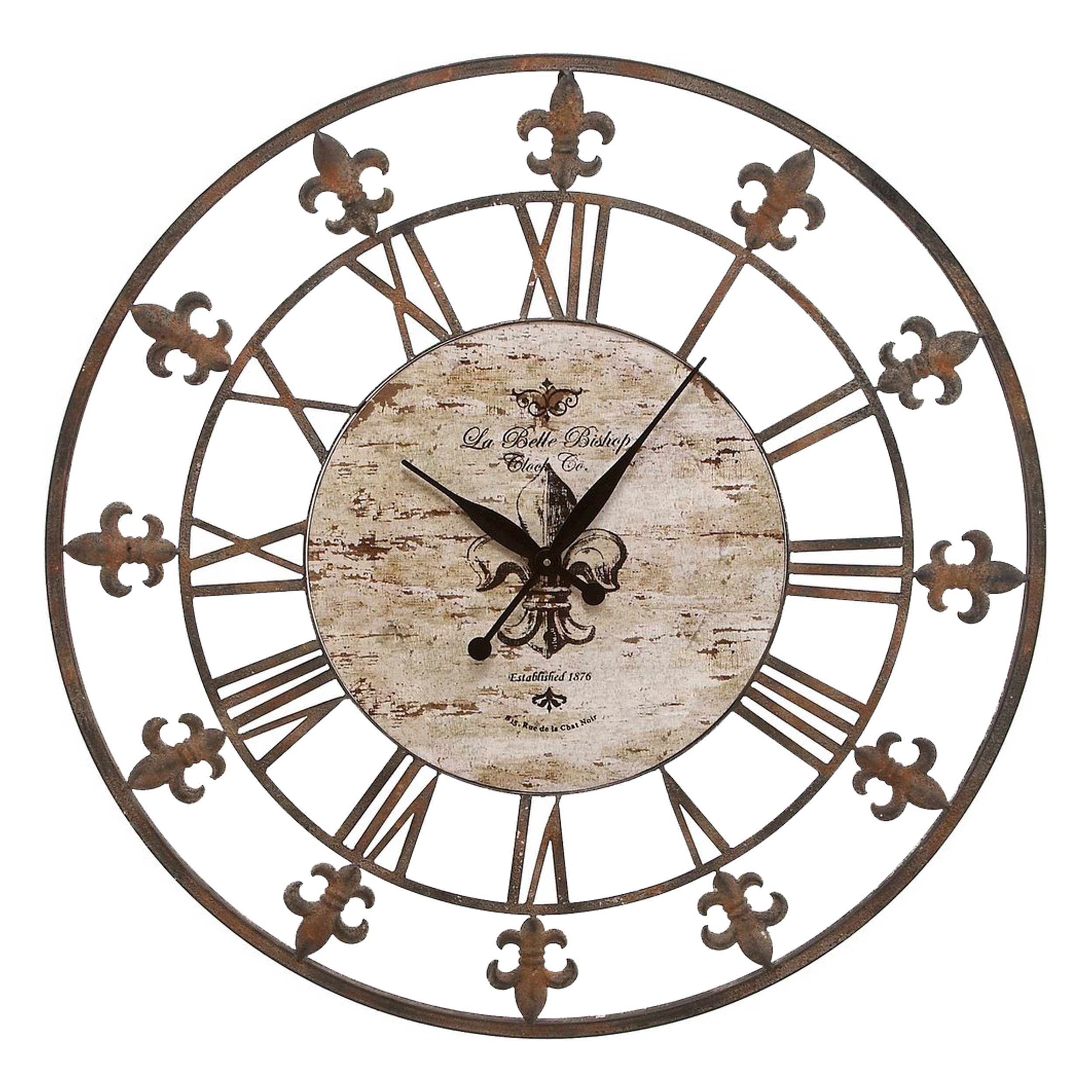 60 Inch Wall Clock You Ll Love In 2021 Visualhunt
