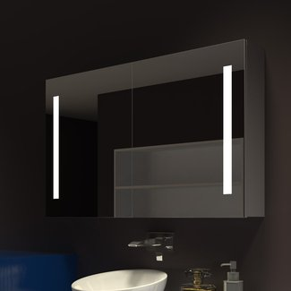 Medicine Cabinet With Lights You Ll Love In 2021 Visualhunt