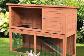 Large Indoor Rabbit Cage