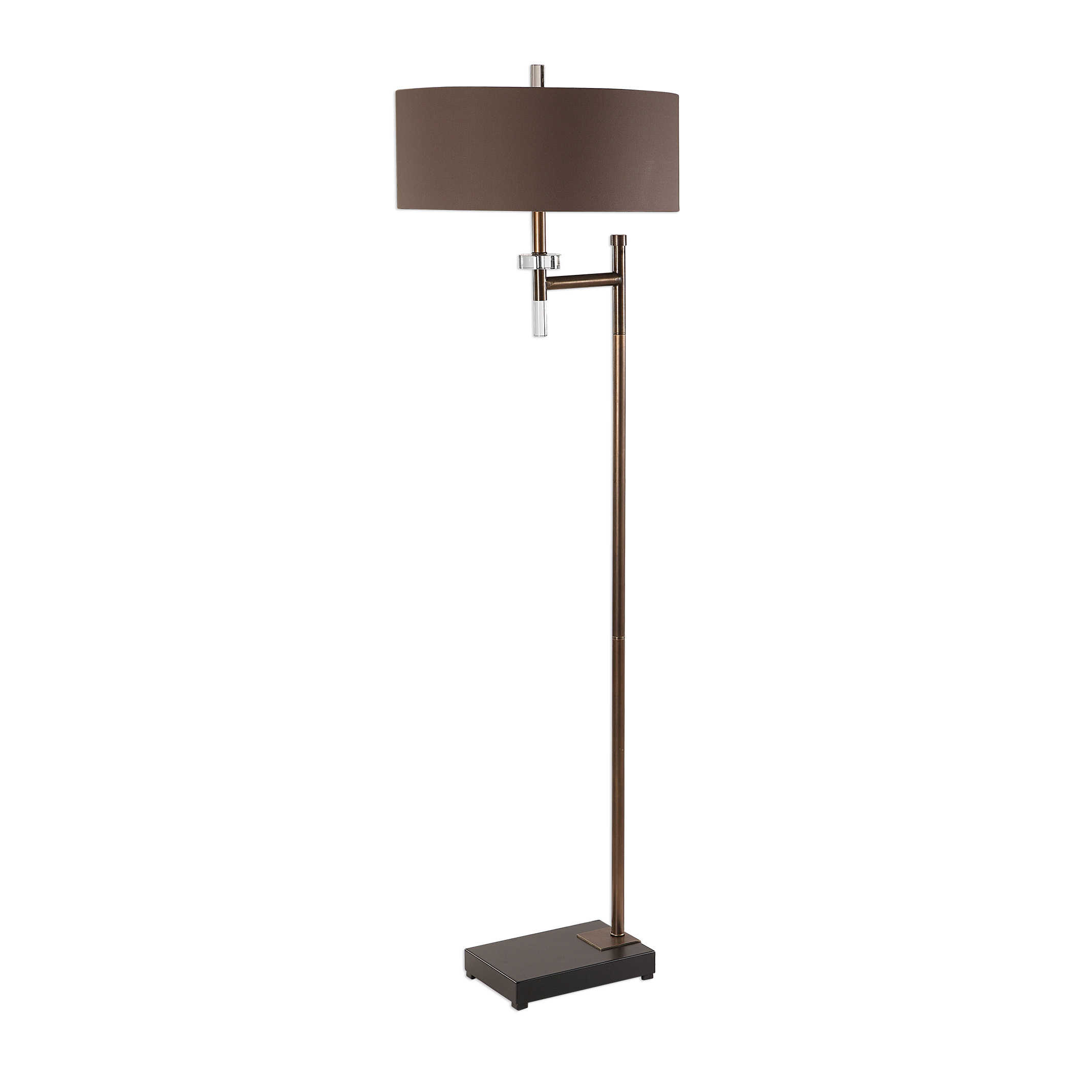 Swing Arm Floor Lamp You Ll Love In 2021 Visualhunt