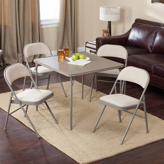 50 Card Table And Chairs You Ll Love In 2020 Visual Hunt
