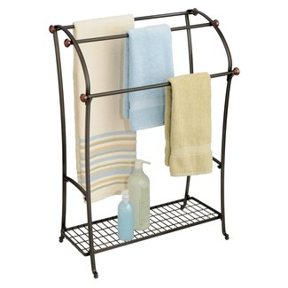 Free Standing Towel Rack You Ll Love In 2021 Visualhunt