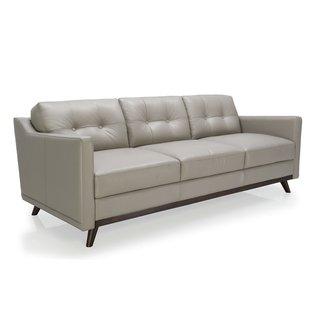 Amazing 50 Full Grain Leather Sofa Youll Love In 2020 Visual Hunt Machost Co Dining Chair Design Ideas Machostcouk