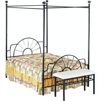 Moyer Metallic Rail Bed