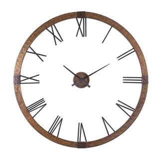 "Oversized 60"" Round Wall Clock"