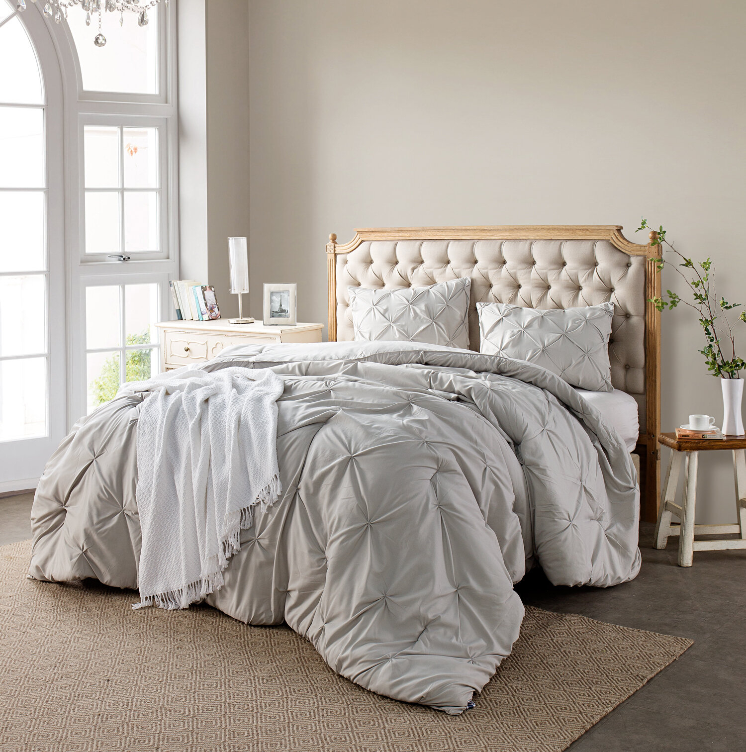 Oversized King Comforter Sets You Ll, Bedding Oversized Comforter Sets