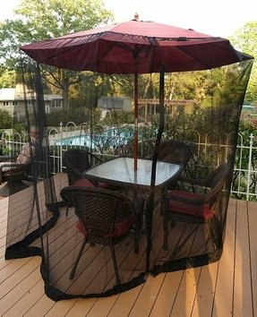 Mosquito Netting For Patio You Ll Love In 2020 Visualhunt