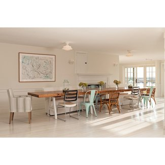 Narrow Rectangular Dining Table You Ll Love In 2020 Visualhunt