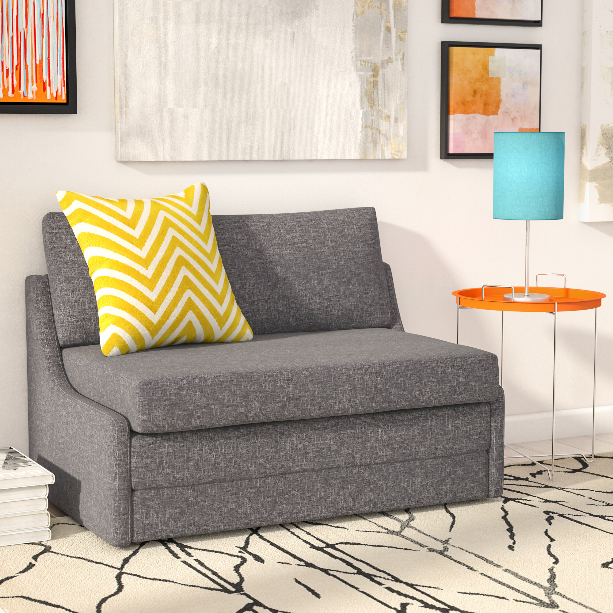 Loveseats For Small Spaces You Ll Love In 2021 Visualhunt