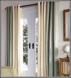 Sliding Door Curtains Target The Best
