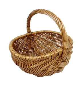 Wicker Baskets With Handles You Ll Love In 2021 Visualhunt