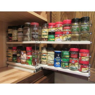 50+ Pull Out Spice Rack You'll Love in 2020 - Visual Hunt