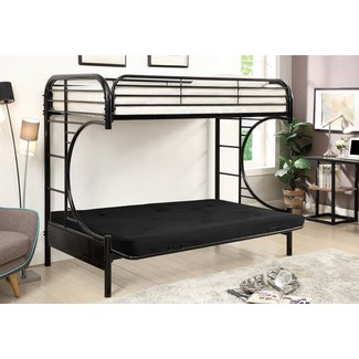 50 Full Over Futon Bunk Bed You Ll