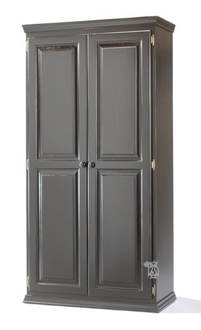 Tall Wood Storage Cabinets With Doors