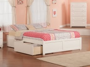 50 Platform Bed With Drawers You Ll Love In 2020 Visual Hunt