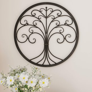 50 Tree Of Life Metal Wall Art You Ll Love In 2020