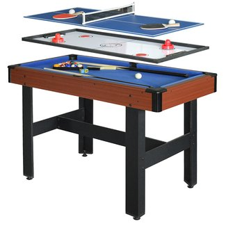 "Triad 3-in-1 48"" Multi-Game Table"