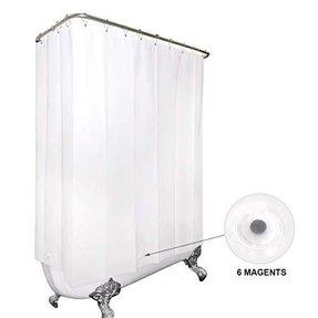 50 Clawfoot Tub Shower Curtain You Ll