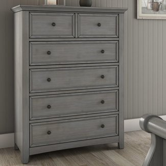 Woodside 5 Drawer Dresser