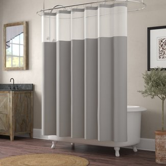 50 Clawfoot Tub Shower Curtain You Ll Love In 2020 Visual